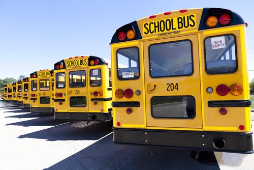fleet fuel school bus